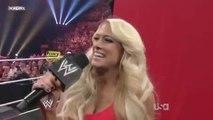 720pHD WWE RAW 11/07/11 Kelly Kelly Segment & Divas Of Doom Interrupt ( Eve & Foxy save )