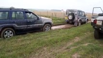 4x4 Adventure Tours Salisbury Plain Tour