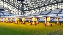 Dans les coulisses du nouveau Stade Vélodrome !