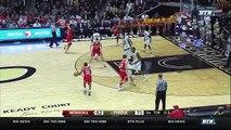 2014 Big Ten Mens Basketball Nebraska at Purdue Highlights