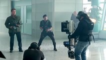 The Expendables 2 (2012) - Behind the Scenes Featurette (Comic FULL HD 720P)