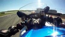 MotoTT Taupo Mar 19, 2011 - Track 1 - GoPro 'Chesty'