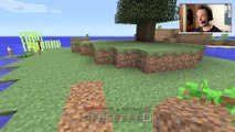 Minecraft Xbox  Lets Play - Survival Island Part 4 [XBOX 360 ONE EDITION] - Hardcore