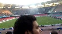 Coro Ti amo... Ti amo... - Napoli - Cesena 2-0
