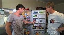HBF Health Centre: Shuey and Selwood fridge tour