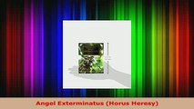 PDF  Angel Exterminatus Horus Heresy PDF Online