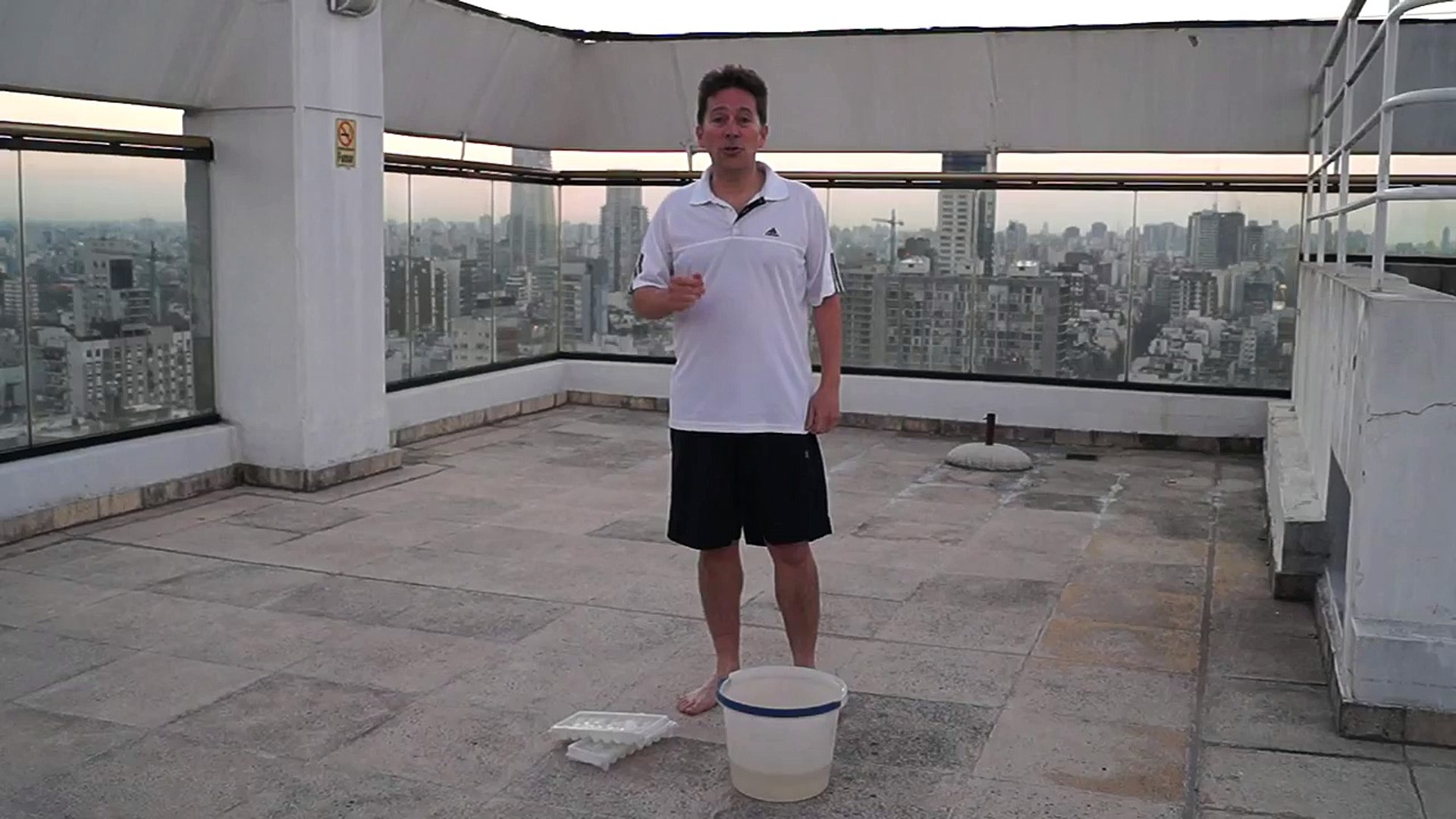 Ice Bucket Challenge - Gerry Garbulsky
