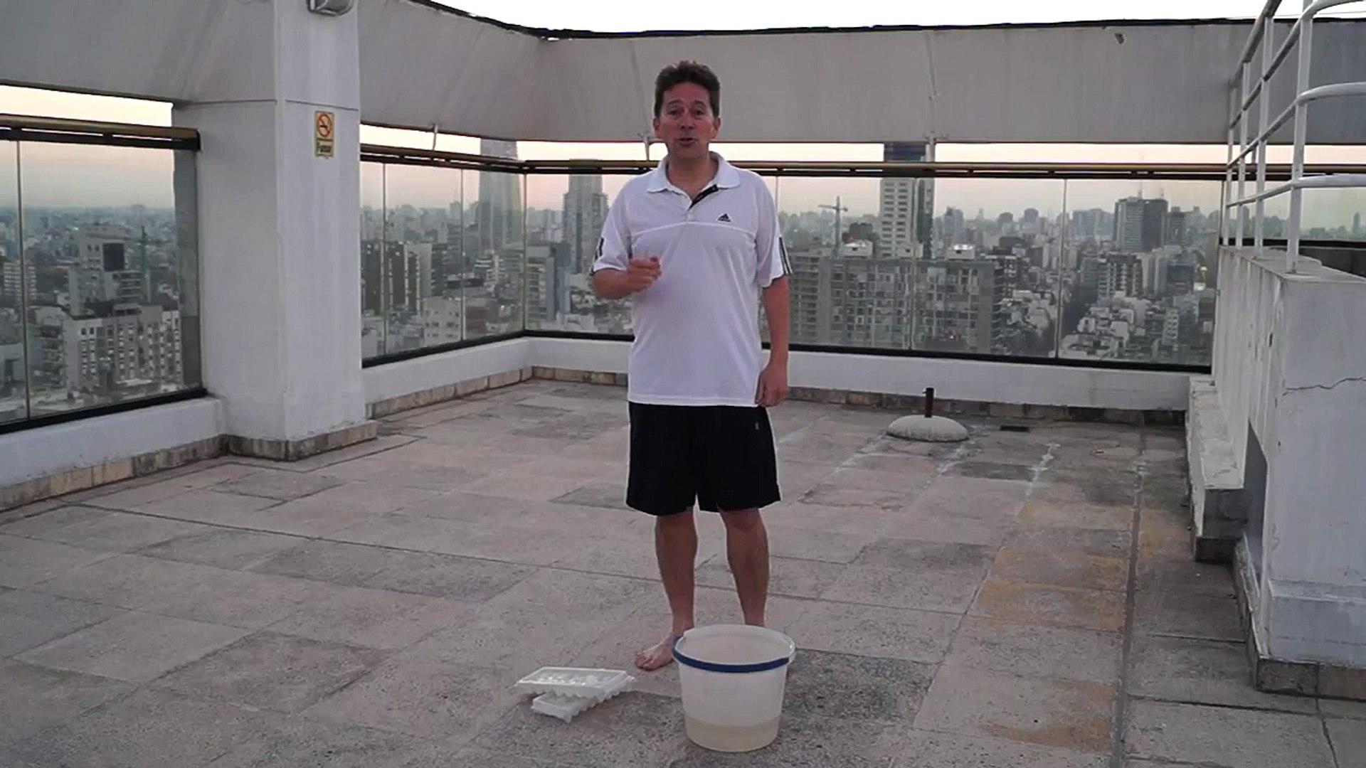 Ice Bucket Challenge - Gerry Garbulsky