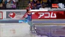 【フィギュアスケート】2016 世界選手権 パトリック・チャン 選手 SP
