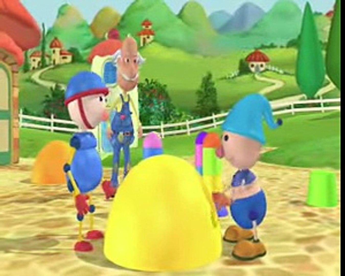 Grandpa Joe's magical playground baby cartoon