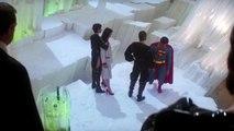 Batman v Superman: The 90s Retro Version - Michael Keaton vs Christopher Reeve Trailer [H
