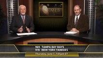 MLB Baseball Betting Odds   June 7 Tampa Bay Rays vs New York Yankees