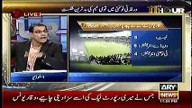 11th Hour with Waseem Badami 1 April 2016, Waqar Younis Interview about Pakistan Cricket