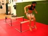 Ana Maria India na em Miramas - França Academia GP Sports