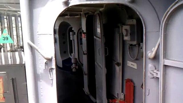 USS MISSOURI BELOW DECK PEARL HARBOR