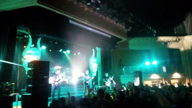 Trivium - Blind Leading the Blind - live Aberdeen