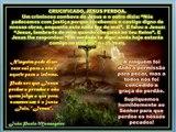 CRUCIFICADO,JESUS PERDOA
