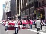Young Turks- Sehitler Olmez- 2009 Turkish American Day Parade-New York City- YT Sehitler Olmez
