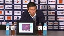 Gazélec FC Ajaccio 0-2 AS Saint-Etienne : les réactions de T. Laurey et C. Galtier
