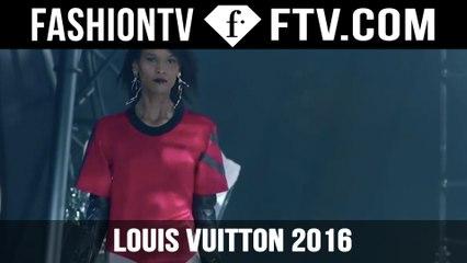 Louis Vuitton Womenswear Autumn Winter 2016 | FTV.com