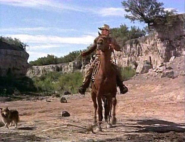 John Wayne - Hondo  1953
