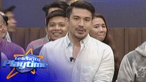 Celebrity Playtime: Luis Manzano on Celebrity Playtime's finale episode