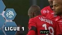 But Yannis SALIBUR (5ème) / EA Guingamp - Montpellier Hérault SC - (2-2) - (EAG-MHSC) / 2015-16