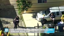 Los Angeles Father Charged With Killing Son for Being Gay