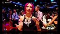 WWE Hall Of Fame: The Miz, Maryse, Sasha Banks, Lita, Corey Graves,Jimmy & Jey Uso, Naomi, Zack Ryder And Emma Interview