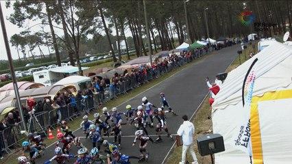 3 pistes 2016 Gujan F poussine finale