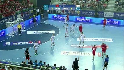 BGK MESHKOV BREST vs.HC PPD ZAGREB (2)