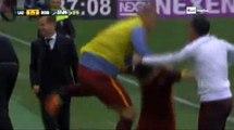 Alessandro Florenzi Goal Lazio 1 - 3 AS Roma Serie A 3-4-2016