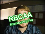 20% on RBCAA Tim Alerts Short Stocking Play by Timothy Sykes - Stock Market Investment Newsletter