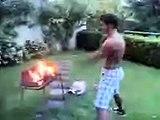Frà e il fuoco
