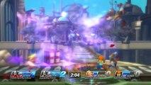 Playstation All Stars Battle Royale: Kratos Match #7 - Double Kratos Vs. Fat Princess & Parappa