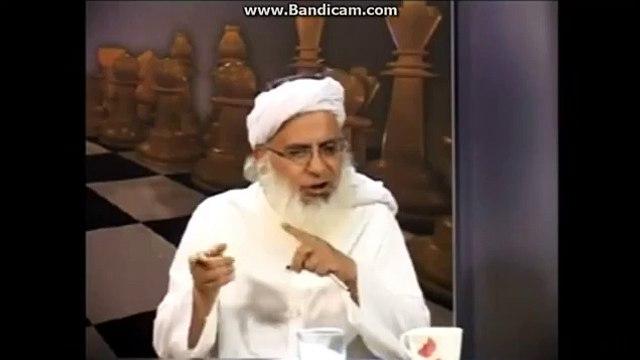 Video Leaked of Religious Debate Between Maulana Abdul Aziz and Tayyaba Khanum on Very Sensitive Iss
