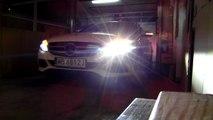 W205 Mercedes Benz C Class C200 Test Drive Night time Ride Acceleration Fuel Consumption 2
