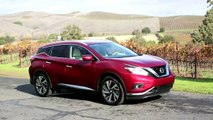 2016 Nissan Murano Interior, Exterior and Drive