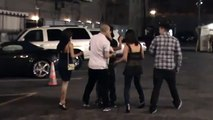 Drunk Girl in Hollywood parties a little too much part 1