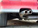 Stock Honda Civic EE9 + OEM ED7 exhaust
