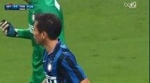 Yuto Nagatomo RED CARD - Inter vs Torino