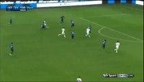 Yuto Nagatomo RED CARD - 1-2 Inter vs Torino