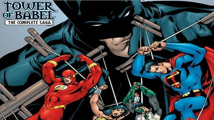 Justice League of America: Tower of Babel