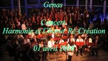 Genas -Concert 2016  -Les Rois du Monde