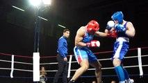 Gala de boxe Anglaise Amateur  à Levallois-Perret