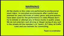 Team L.S.I  Stunts on KTM Duke 200 (Practice Session)