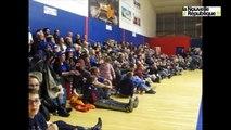 VIDEO. La Berrichonne Basket fête son titre