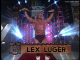 Lex Luger vs Ric Flair, WCW Monday Nitro 01.04.1996