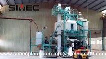 Space Saving  Wood Pellet Line, 3TPH Wood Shaving Pellet Line, SPM420 Pellet Mill Pellet Plant