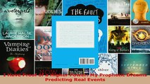 PDF  I Have Proof of a Higher Power My Prophetic Dreams Predicting Real Events Read Full Ebook
